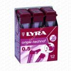 Lyra 0.5 pixbél 3 különböző keménységben