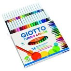 Filc 36 darabos Giotto Turbo Color