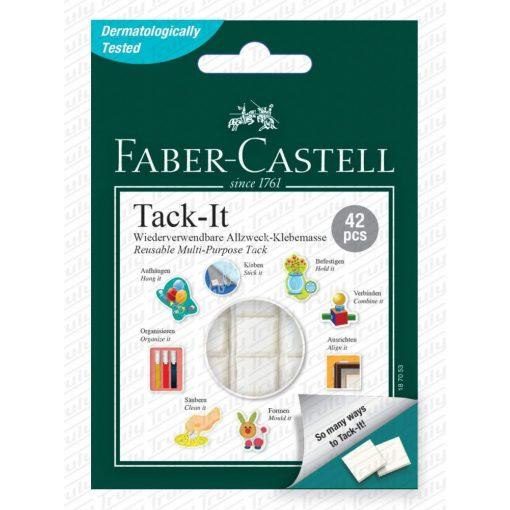 "Faber-Castell ""Tack-It"" gyurmaragasztó 30gr. 187053"