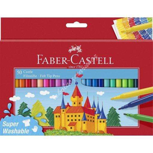 Faber-Castell 50es filctoll készlet