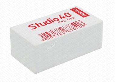 Aristo fehér radír Studio 40