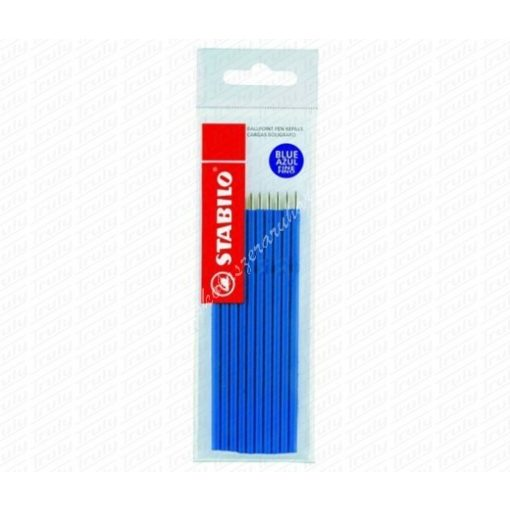 Stabilo kék tollbetét 030F1041