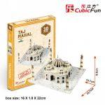 3D Puzzle - mini Taj Mahal s3009