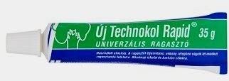 Ragasztó Technokol 35 gr. zöld