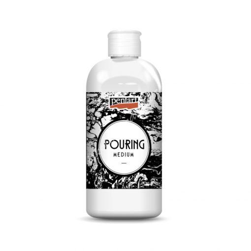 Pentart Pouring medium 500ml (akrilfesték hígító)