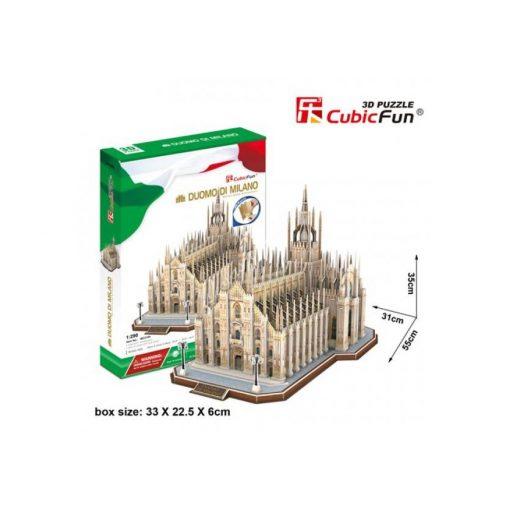3D Puzzle - Milánói Dóm mc210
