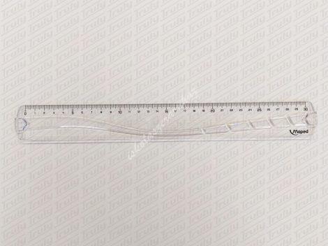 "Maped vonalzó, 30 cm, ""Geometric"""
