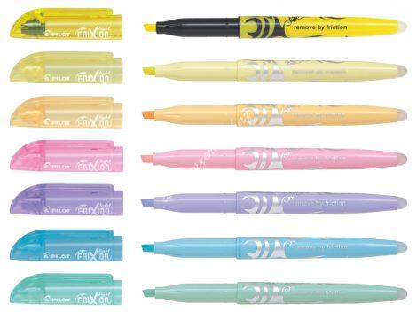 Pilot radírozható szövegkiemelő