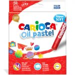 Carioca olajpasztell 24 darabos 43278