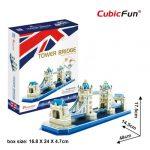 3D Puzzle - Tower Bridge (UK) c238