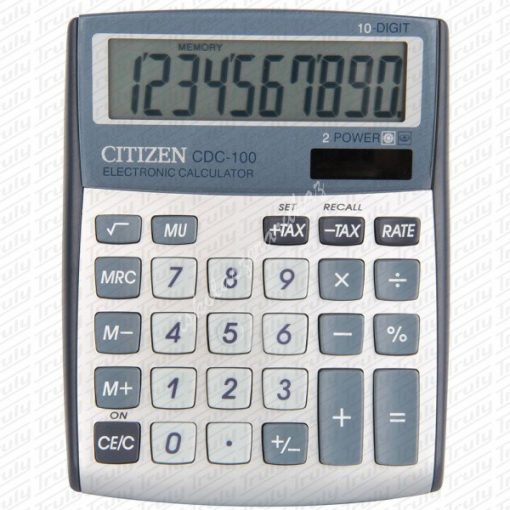 Számológép Citizen CDC-100