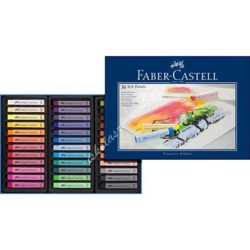 Faber Castell porpasztell 36 darabos 128336