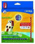Lyra Groove Slim 24-es színes ceruza