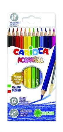Carioca színes ceruza Aquarell 12 darabos 42857