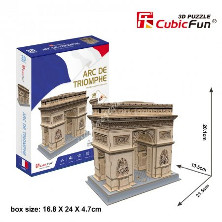3D Puzzle - Triumphal Arch c045