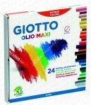 Giotto olajpasztell 24es