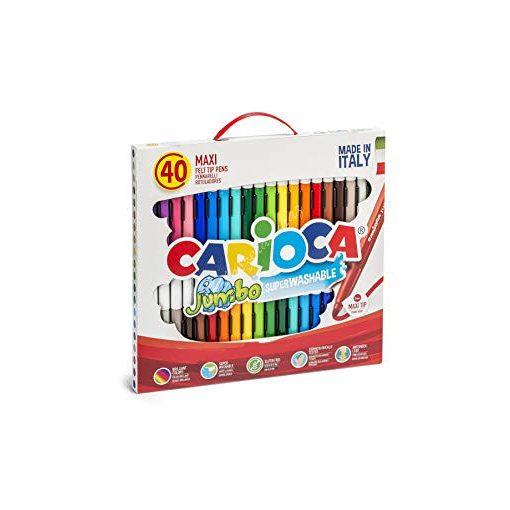 Carioca filc Jumbo 40 darabos 41257