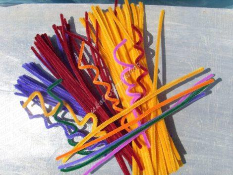 Pentart zsenilia drót 10 darabos
