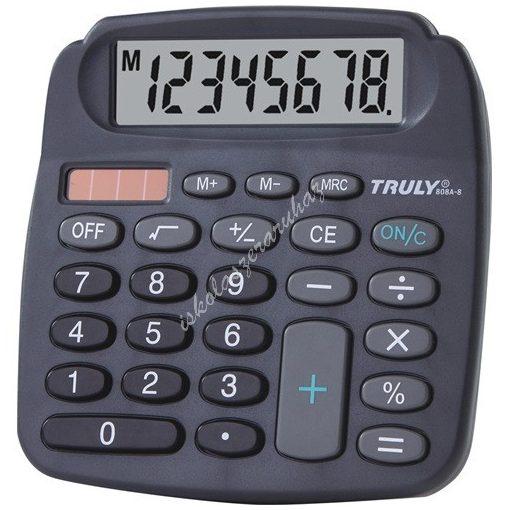 Számológép Truly 808A-8 asztali