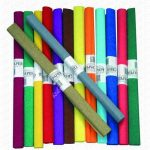 Krepp papír általános színek