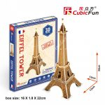 3D Puzzle - mini Eiffel Tower s3006