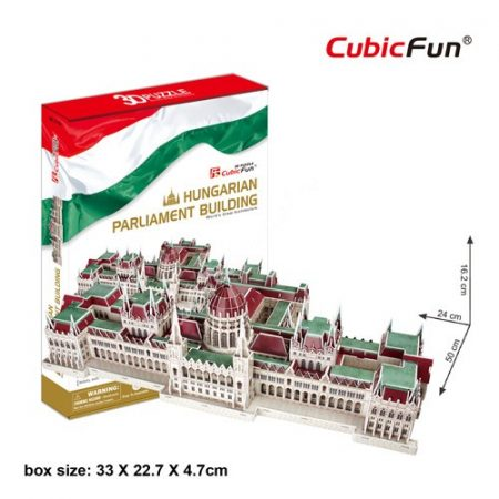 3D Puzzle - Magyar Parlament mc111