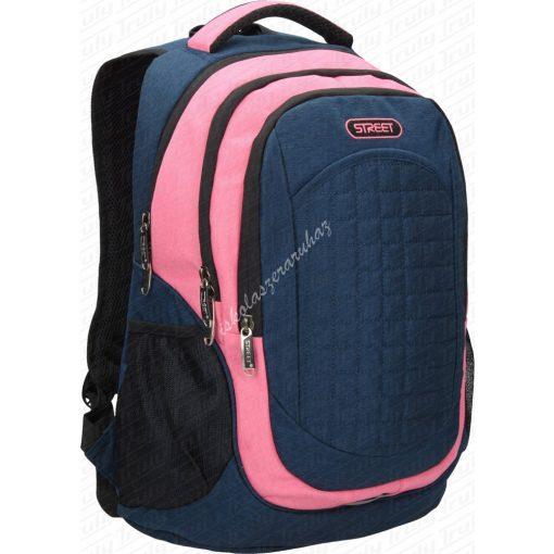 Street Hátizsák kerek - Doubler pink 530521