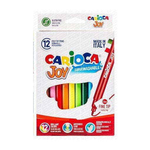 Carioca Joy 12-es filctoll készlet 40614
