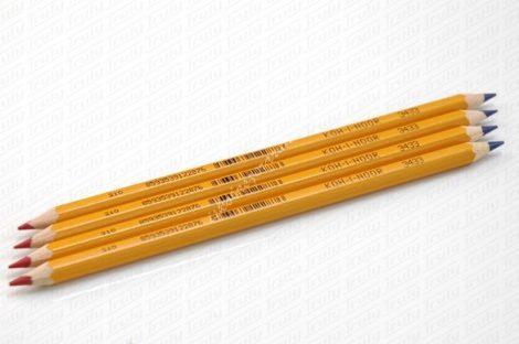 Koh-I-Noor 3433 piros-kék színes ceruza