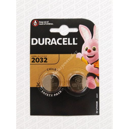 Duracell 2032 gombelem