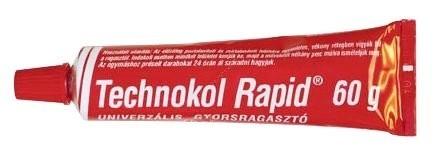 Ragasztó Technokol 60 gr. piros