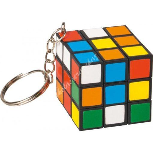 Kulcstartó Brunnen Rubik kocka