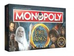Gyűrűk Ura Monopoly (magyar nyelvű)