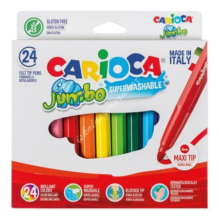 Carioca filc Jumbo 24 darabos NEW 40570