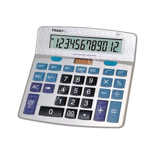 Számológép Truly 899Q-12 asztali