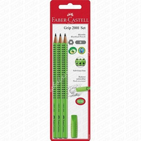 Faber-Castell ceruza szett, 4 darabos