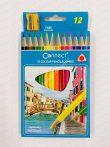 Színes ceruza Connect 12 darabos Jumbo