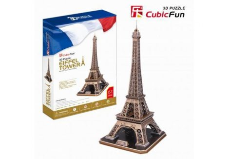 3D Puzzle - Eiffel Tower mc091