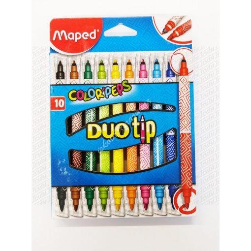 Filc Maped 10 darabos DuoTip