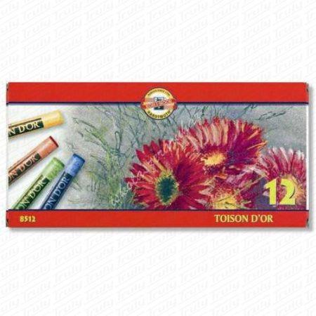Koh-I-Noor 8512 porpasztell készlet Toison dor
