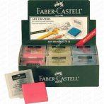 Faber-Castell gyurmaradír 3 különböző színben