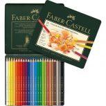 Grafitok, színes ceruzák